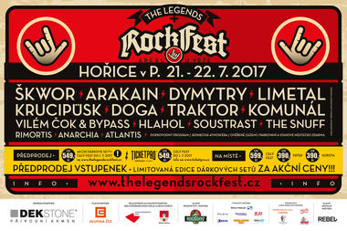The Legends Rockfest 2017