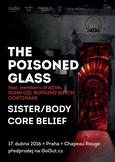 THE POISONED GLASS v Praze