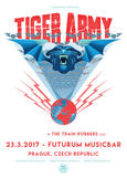 TIGER ARMY (usa)